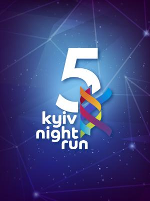 KYIV NIGHT 5K 2021