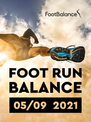 Foot Run Balance 2021